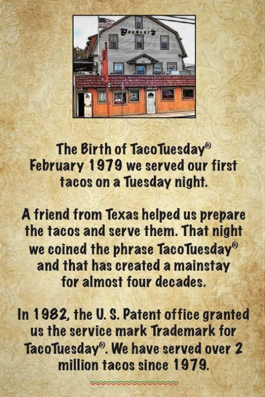 gregorys-taco-tuesday-trademark